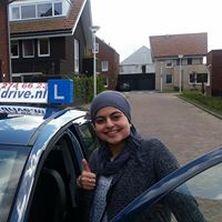 Testimonial rijschool Utrecht Selectadrive